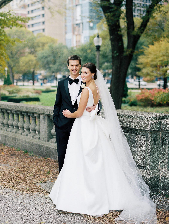 chicago wedding photographer who shoots film