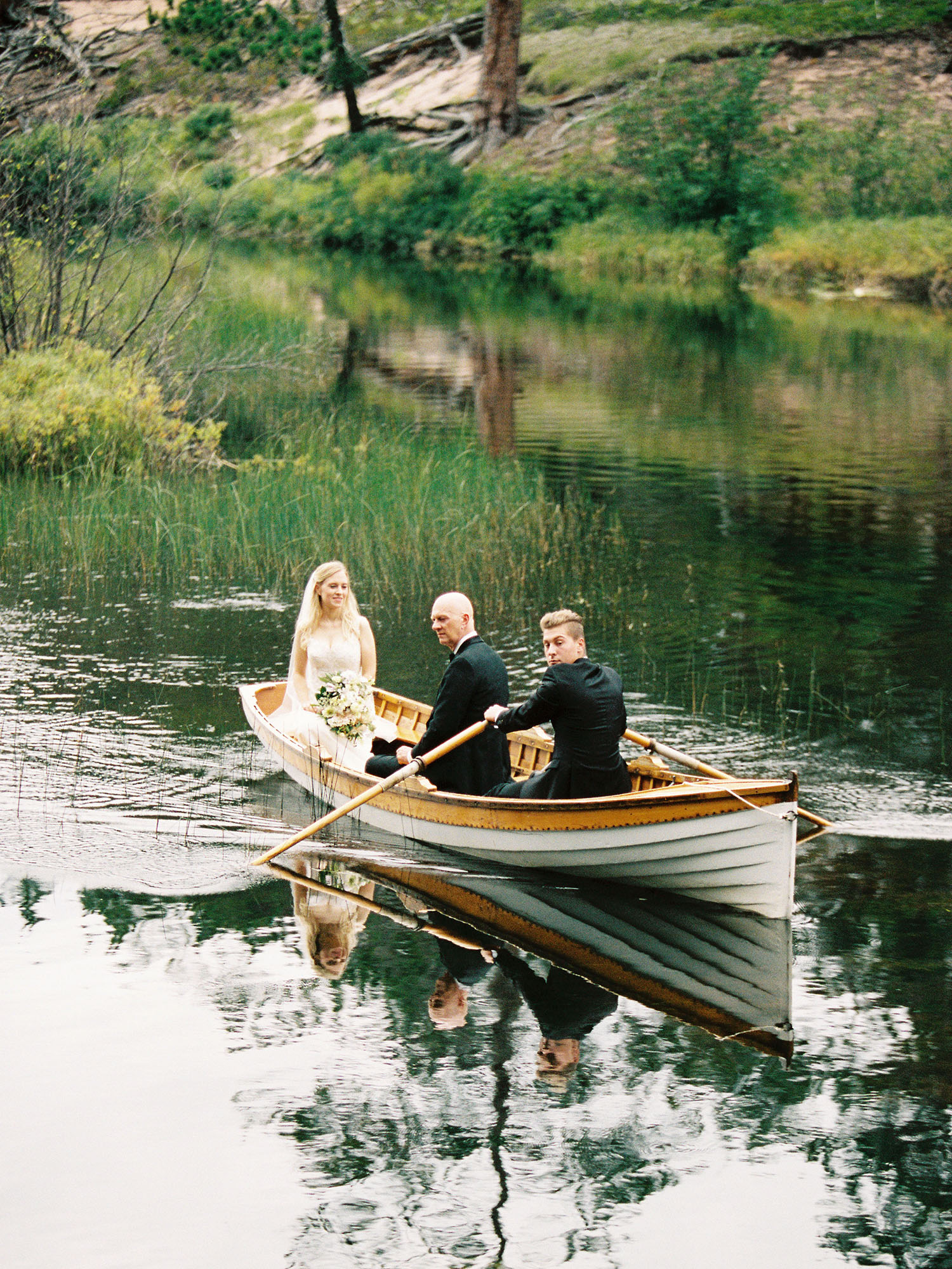 a wedding in the upper peninsula of michigan